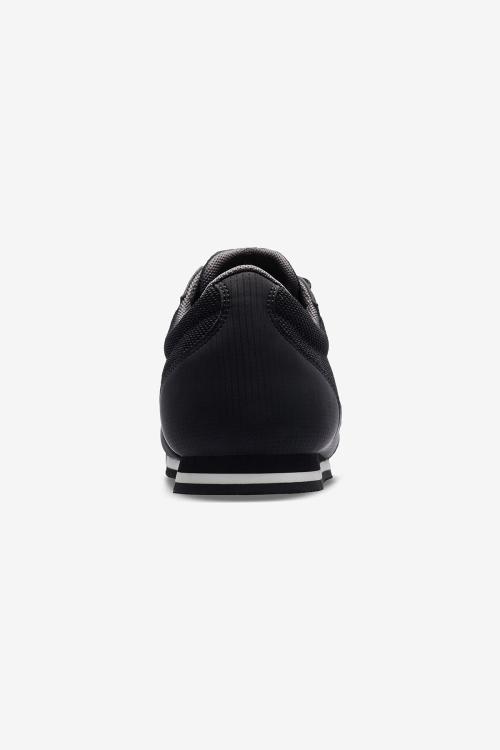 Bold 2 Siyah Erkek Sneaker Ayakkabı