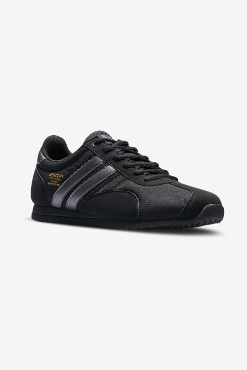 Campus 2 Siyah Erkek Sneaker Ayakkabı