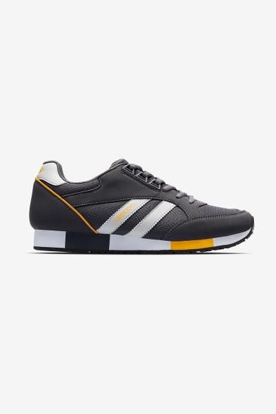 Boston 2 Füme Erkek Sneaker Ayakkabı