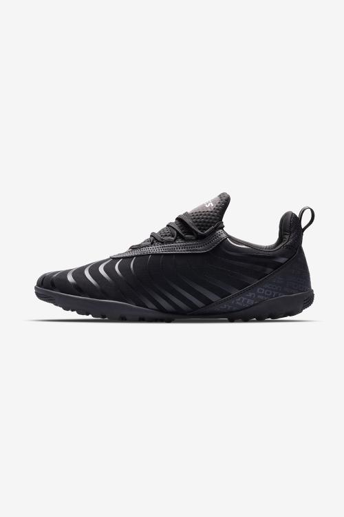 Ares 001 Siyah Erkek Halı Saha Ayakkabısı 36-40