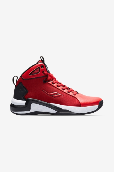 Unisex Sirius Basketball Shoes Red