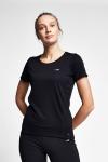 Siyah Kadın T-Shirt 21S-2204-21B