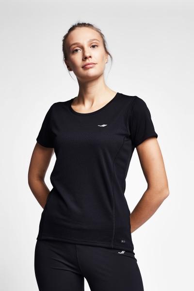 21S-2204-21B Women T-Shirt Black