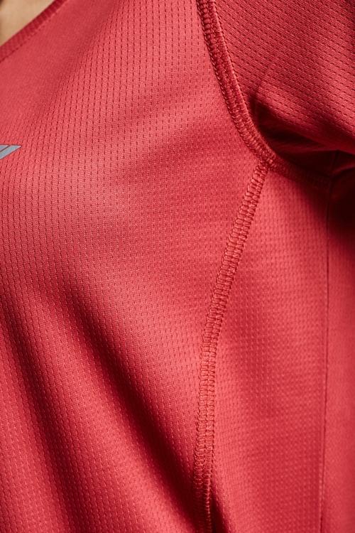 Tarçın Renk Kadın T-Shirt 21S-2204-21B