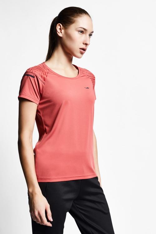 Tarçın Kadın Kısa Kollu T-Shirt 21B-2012