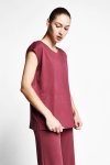 21B-2023 Women T-Shirt Red