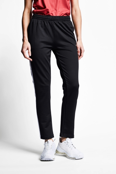 21B-2147 Women Track Pants Black