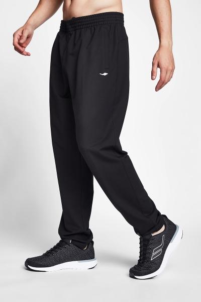 21S-1204-21B Men Track Pants Black