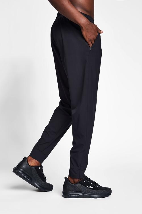 Siyah Erkek Eşofman Alt 21S-1206-21B