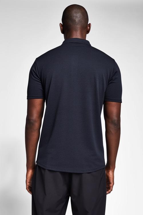 Siyah Erkek Gömlek 21S-1207-21B