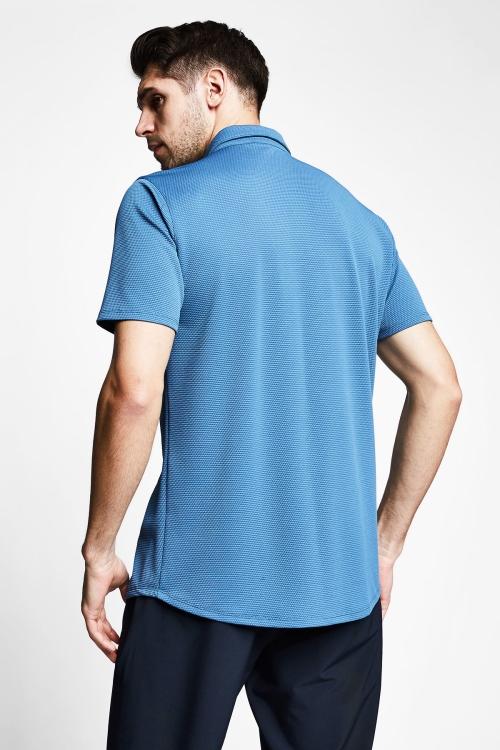 Derin Mavi Erkek Gömlek 21S-1207-21B