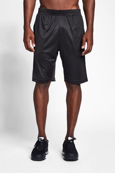 21S-1224-21B Men Shorts Black