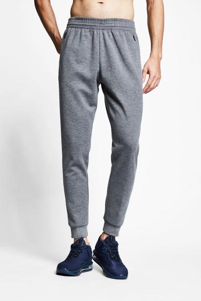 21S-1240-21B Men Track Pants Grey