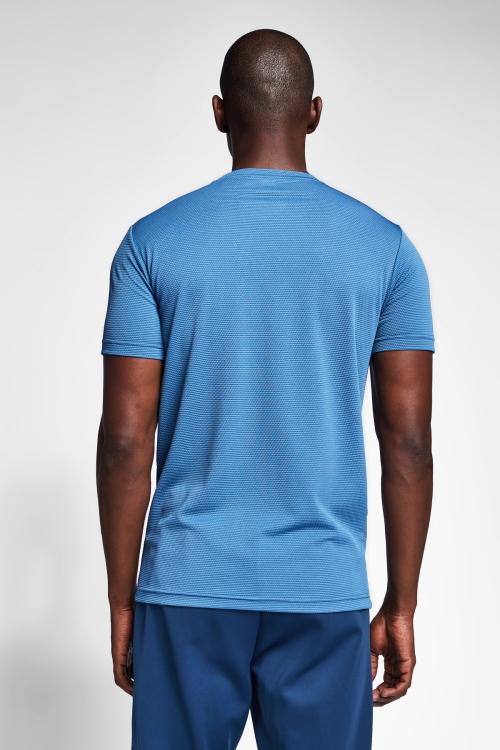 Derin Mavi Erkek T-Shirt 21S-1298-21B