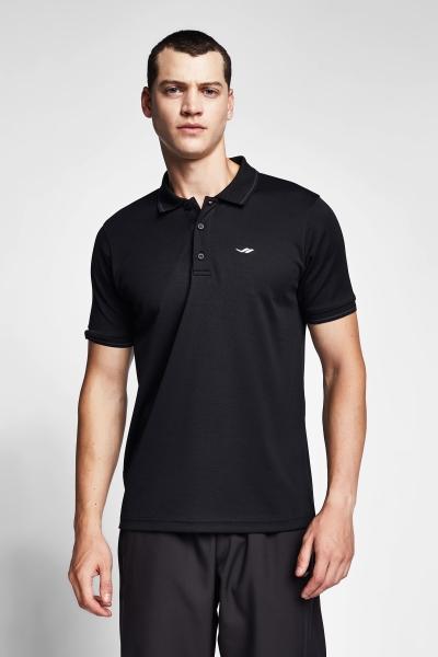 21S-1299-21B Men T-Shirt Black