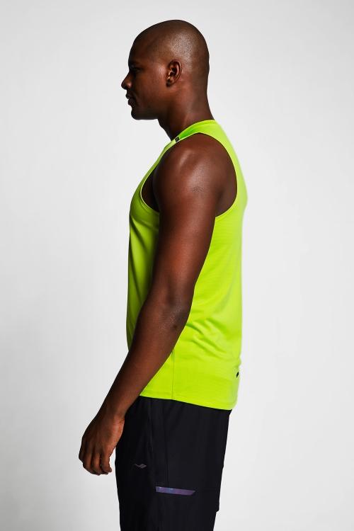 Neon Yeşil Erkek Atlet 21B-1005