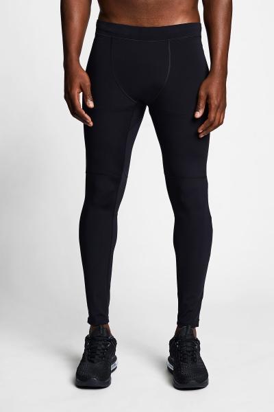 Siyah Erkek Tayt 21B-1006