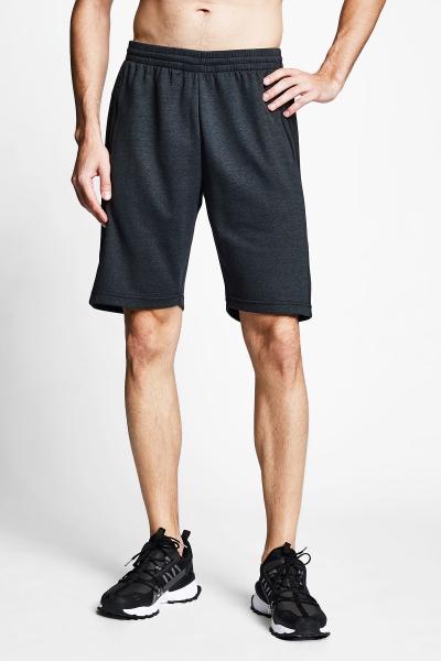 21B-1120 Men Shorts Black