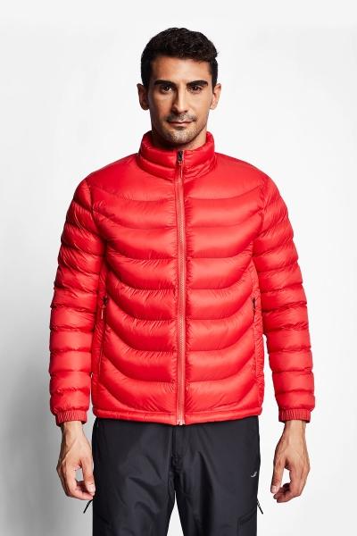 Kırmızı Erkek Mont 21K-1061