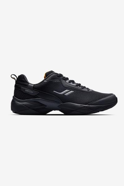 Easystep Chrome 2 Siyah Erkek Spor Ayakkabı