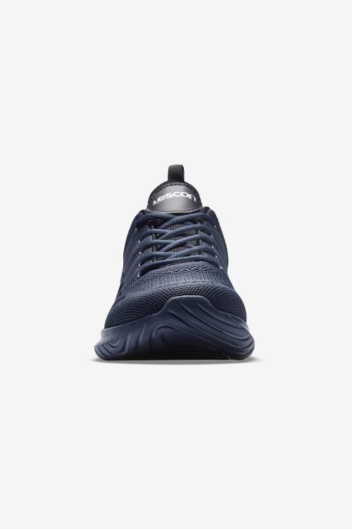 Hellium Petra Navi Blue Men Sport Shoes