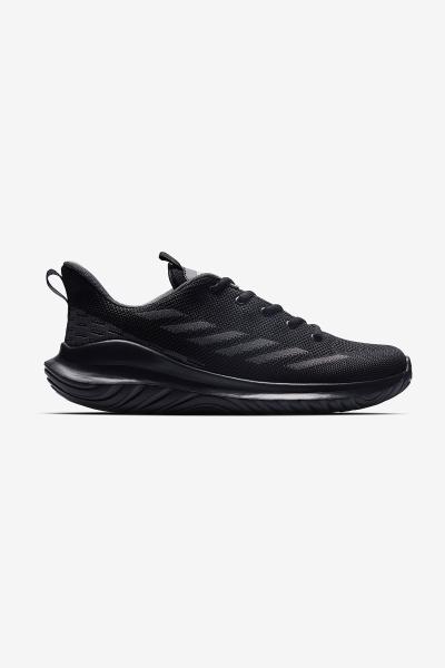 Hellium Petra Siyah Erkek Spor Ayakkabı