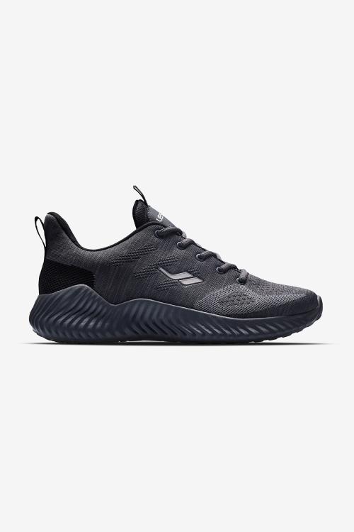 Hellium Trojen Anthracite Men Sport Shoes