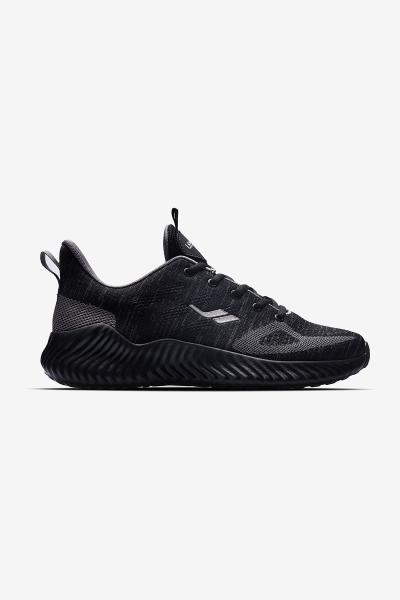 Hellium Trojen Siyah Erkek Spor Ayakkabı