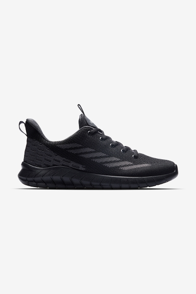 Hellium Petra Siyah Kadın Spor Ayakkabı