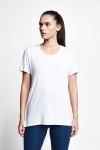 21S-2210-21N Women T-Shirt White