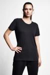 21S-2210-21N Women T-Shirt Black