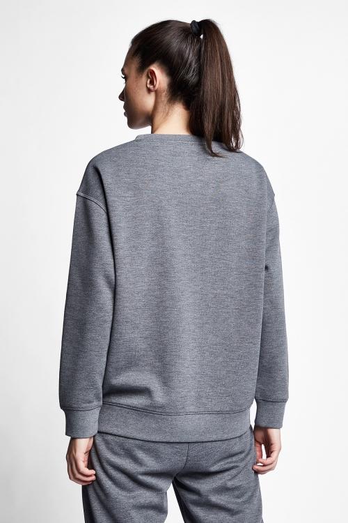 Koyu Grimelanj Kadın Sweatshirt 21S-2212-21N