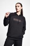 Siyah Kadın Sweatshirt 21N-2130