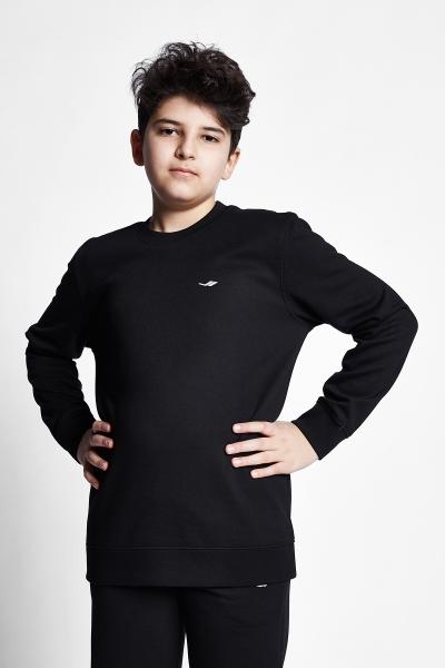 21S-3228-21N Kids Sweatshirt Black