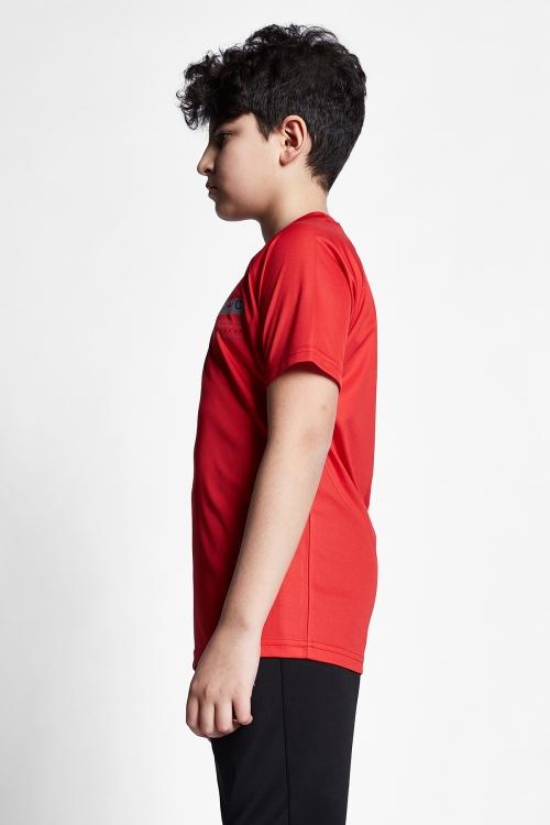 Kırmızı Çocuk T-Shirt 21N-3105