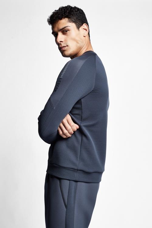 Antrasit Erkek Sweatshirt 21N-1111