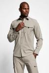 21Y-1060 Men Outdoor Shirt White